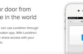 Lockitron plans to help you unlock your door with your phone
