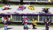 Estos niños disfrazados de Transformers ponen el listón muy alto a Halloween