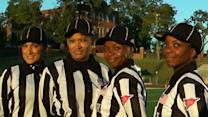 Female Refs Rule the Football Field
