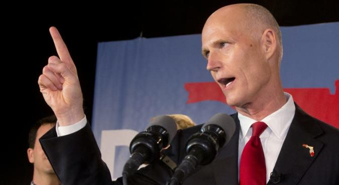 Florida governor bans officials from using phrase 'climate change'