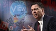 Comey blitzes the media on book tour