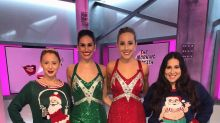 The Rockettes reveal trade secrets: 'Kleenex is our best friend'