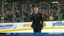 National Anthem in Boston