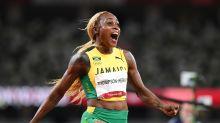 Tokyo Olympics: Elaine Thompson-Herah retains women's 100m gold