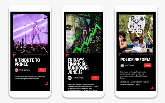 Flipboard's new Storyboards curation feature