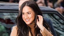This meaningful ring is a staple in Meghan Markle's closet