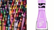 Sally Hansen and Crayola Spring Fling Collection