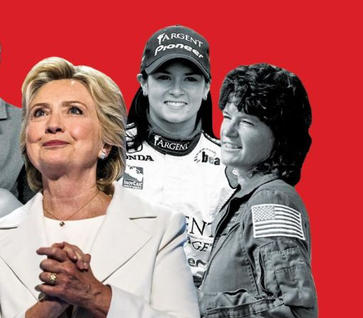 Hillary Clinton and More: 25 Women Who Were First in America