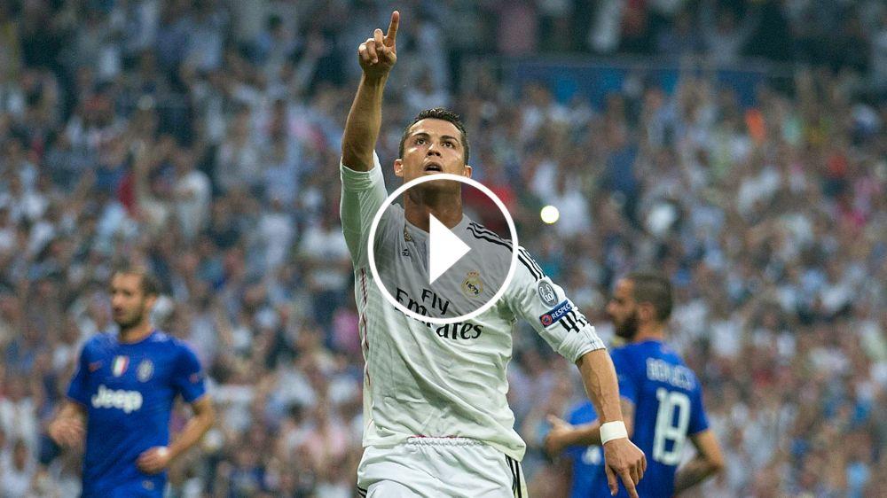 Cristiano Ronaldo y su nuevo rol de asistente