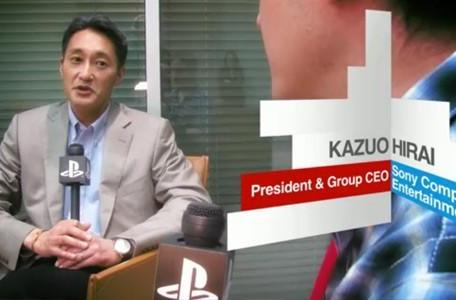Sony's Kaz Hirai discusses NGP strategy, longevity, expectations (video)