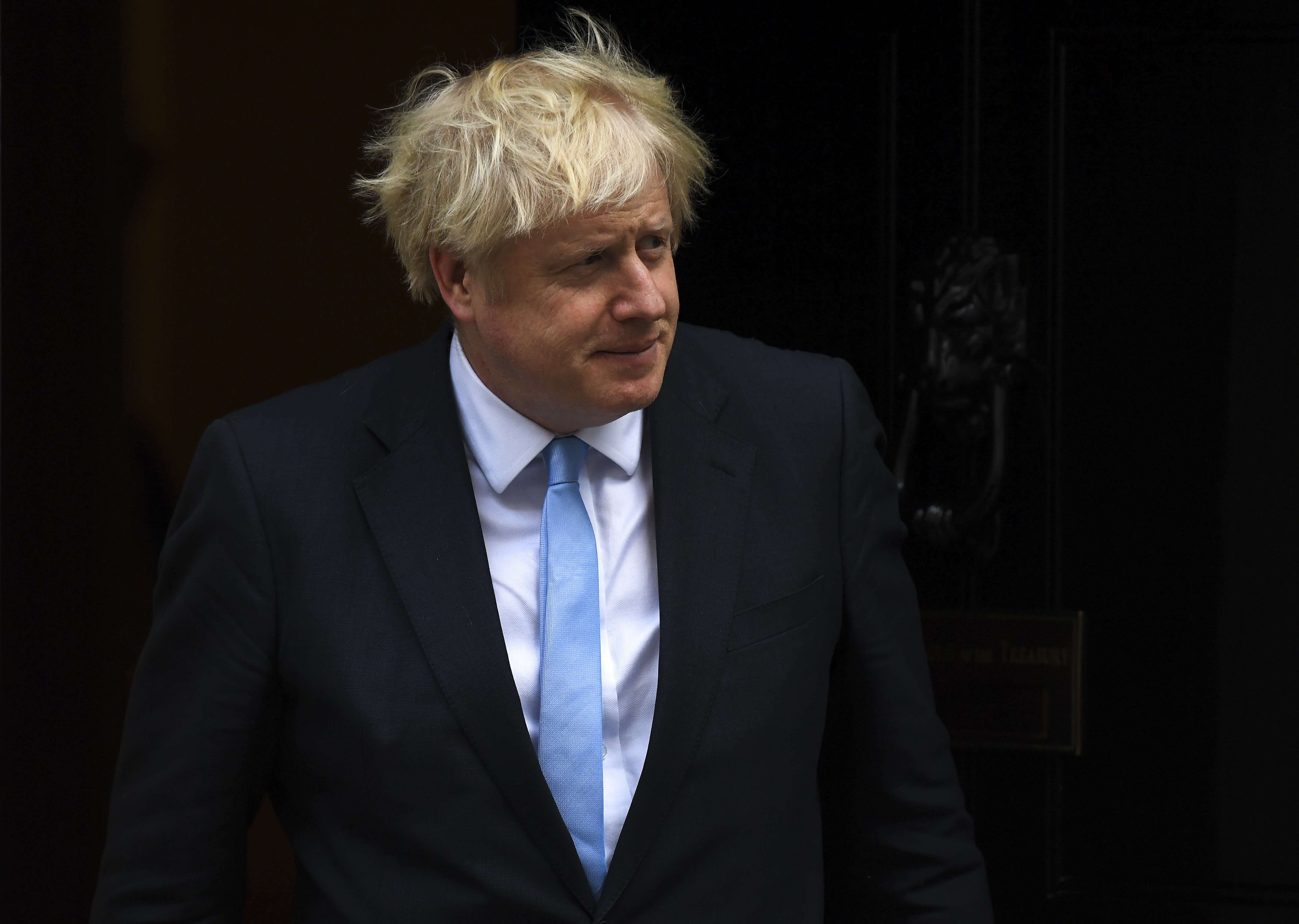 Johnson seeks UK election bid as political foes push back