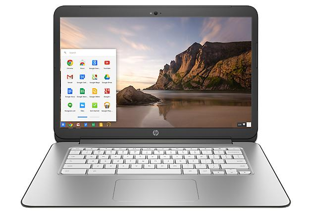 Hp Quietly Adds A Touchscreen Model To Its Chromebook 14 Line Engadget