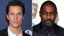 'Dark Tower'Roles Confirmed  For Matthew McConaughey, Idris Elba