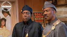 Eddie Murphy and Arsenio Hall reunite in Coming 2 America first look