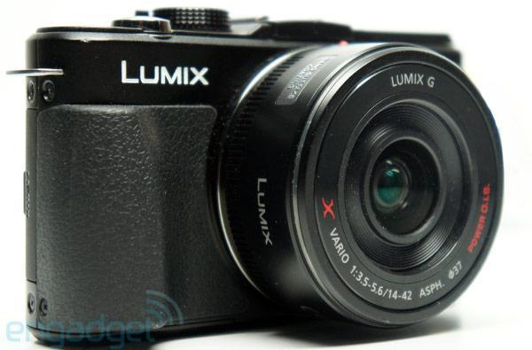 Panasonic Lumix DMC-GX1 Micro Four Thirds camera review