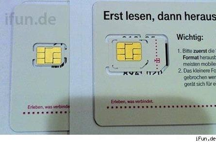 Deutsche Telekom begins distributing nano-SIM cards to partners in advance of rumored iPhone launch