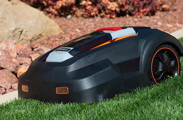 Save time and energy with the MowRo robot lawn mower
