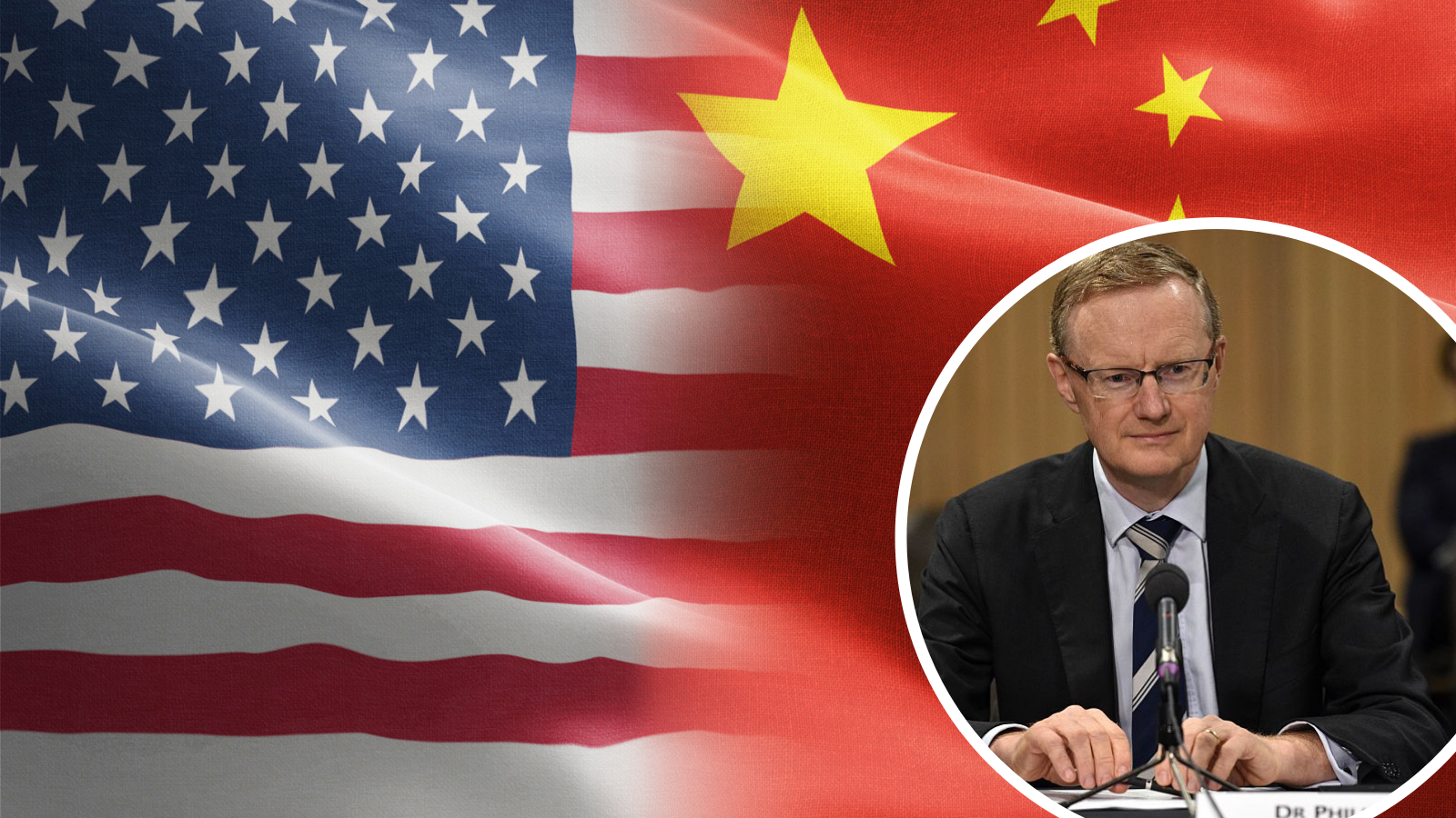 US-China trade war will kill the economy, RBA governor warns