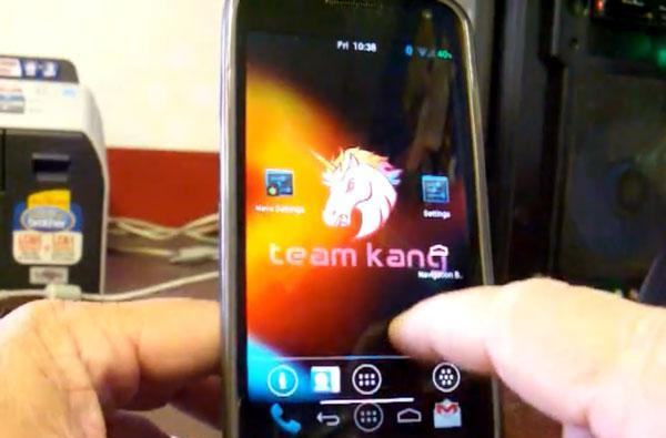 Android Open Kang Project brings hyper-customization to your nav bar (video)