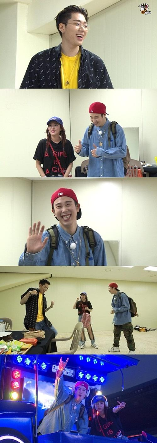 Sandara Parks Special Meeting With Zico On Living Together In