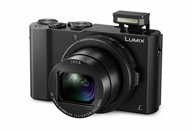 Panasonic rolls out the 4K, full-metal LX10 compact camera