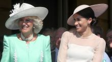 Meet Meghan's palace whisperers - the four women who will help her adjust to royal life