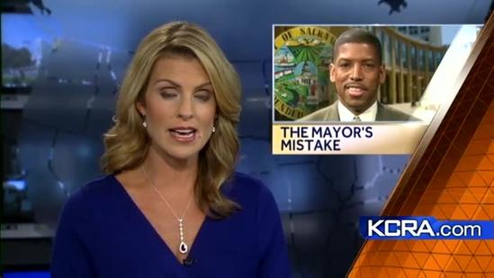 Mayor Johnson takes responsibility in filing mishap