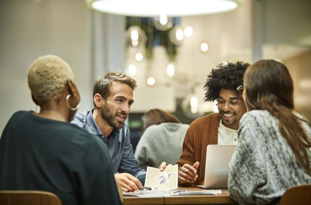 Microsoft workers say it's making progress on diversity
