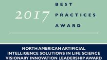 Frost & Sullivan Recognizes Prognos for its Commitment to Develop Novel Artificial Intelligence based Platform to Solve a Critical Life Science Industry Challenge