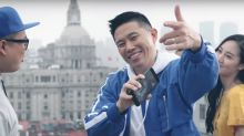 Google is hoping a Chinese-American rapper can help it break back into China