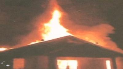 Church Torched 10 Years Ago