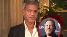 George Clooney Talks Positives of Weinstein Aftermath, Says Amal Has Faced Similar Situations
