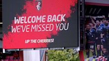 'Welcome back, we've missed you' – Sport revels in return of supporters