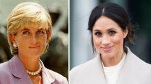 How Meghan Markle Honored Princess Diana
