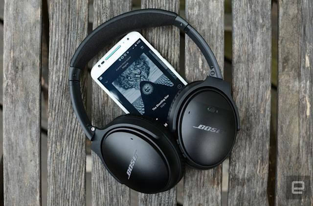 Bose's next headphones may include Google Assistant