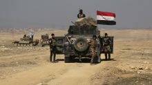 Officials: Iraqi forces have secured half of Mosul airport