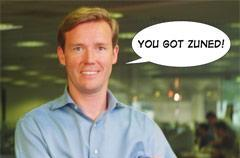 Michael Robertson calls out Zune as biggest flop of 2007
