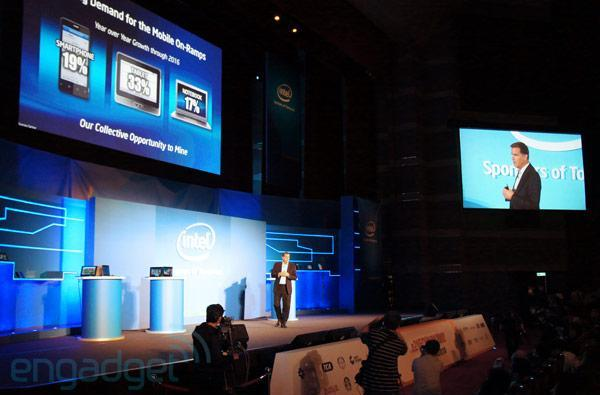 Intel: 20-plus Windows 8 tablets with Intel CPUs are in the works