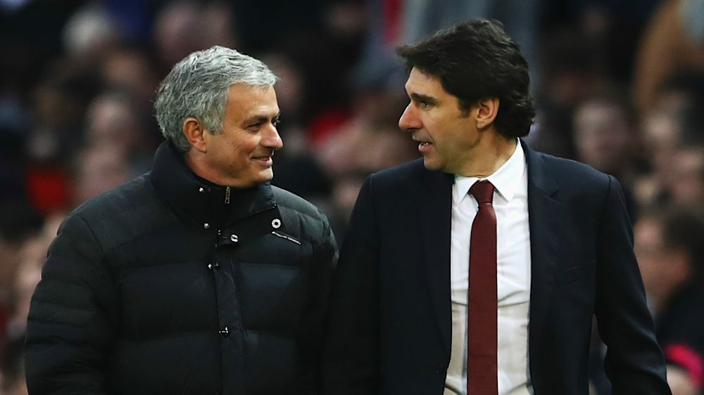 He deserved to be sacked - Mourinho offers sardonic backing to Karanka exit