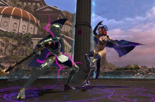 DC Universe Online launches Amazon Fury DLC Part 1 for legendary members