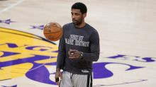 Kyrie continues push for Kobe as new NBA logo