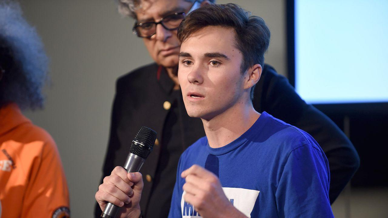 David Hogg launching pillow company to compete with MyPillow's Mike Lindell