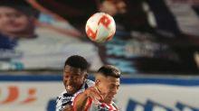 El argentino Quiroga cree que al San Luis le ha faltado suerte en el Apertura