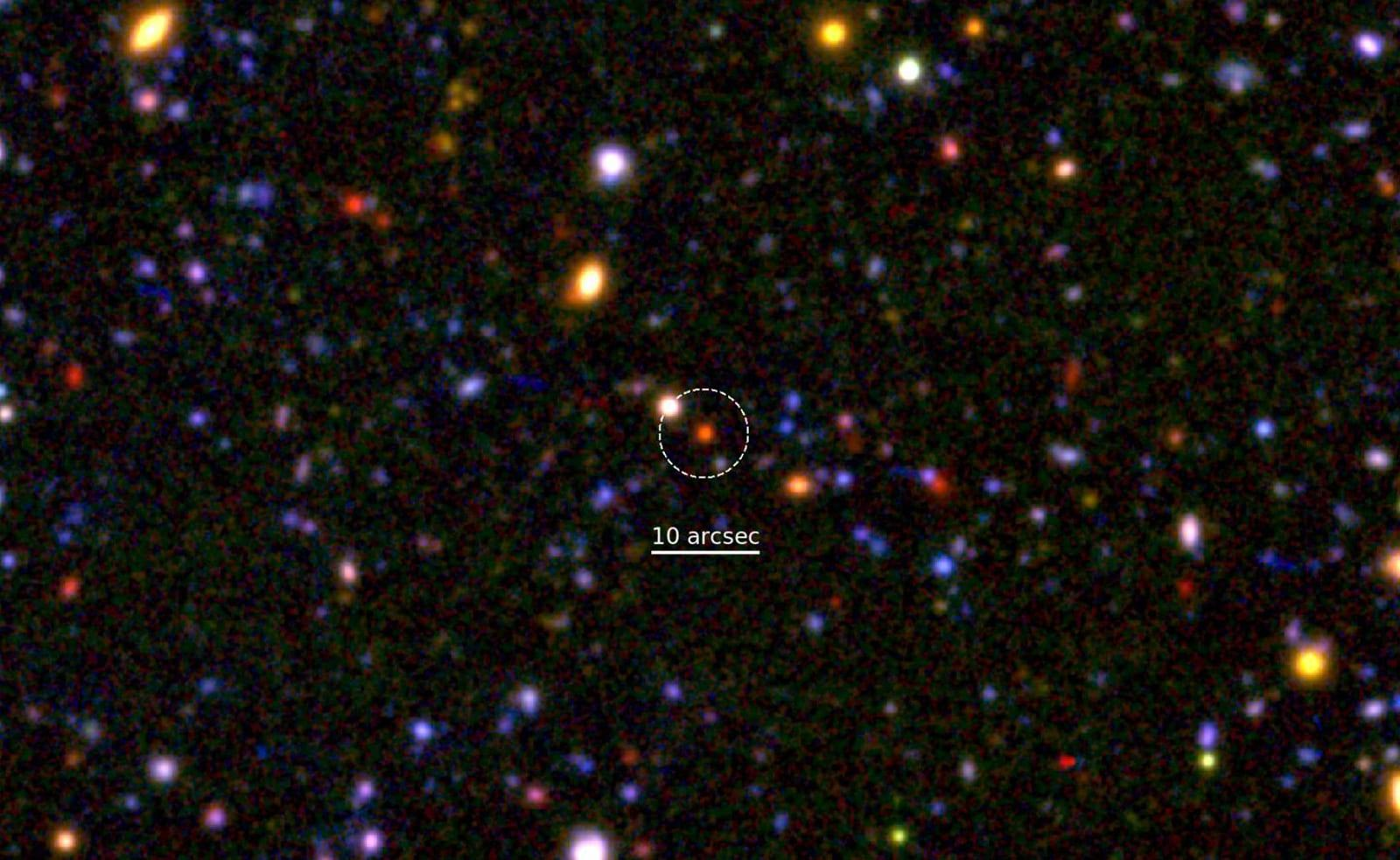 新發現指出早年的星系有些有著極短的壽命 - Engadget 中文版