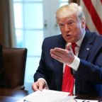 Trump says ready to hold talks with Iran despite tanker attacks