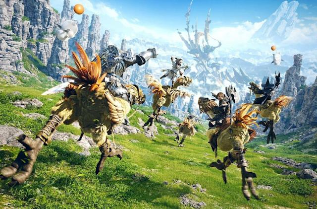 A 'Final Fantasy XIV' live-action TV show is in the works