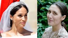 Emilia Wickstead criticises royal wedding dress