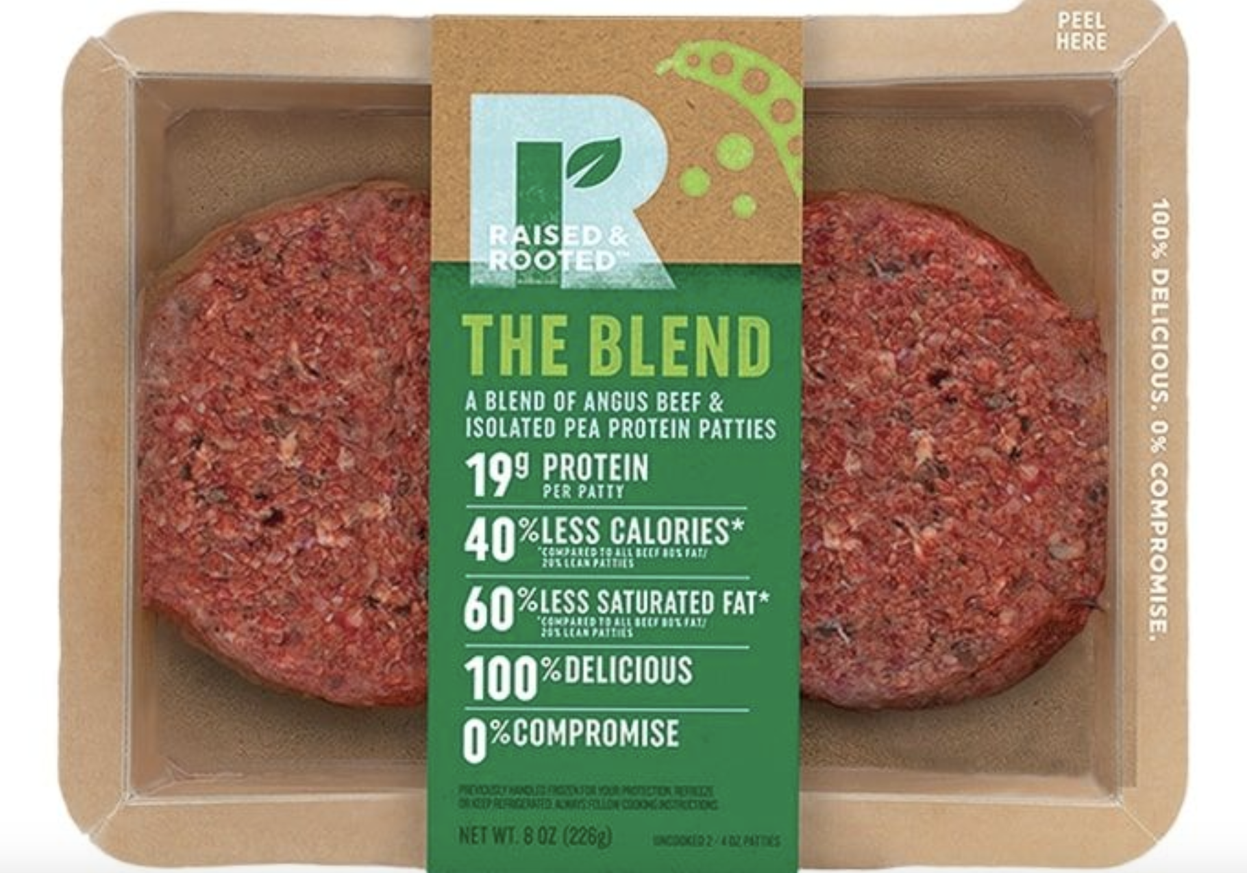 Alternative meat is here to stay, according to Tyson Foods