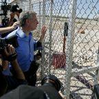 At Mexico border, US mayors say humanitarian crisis persists