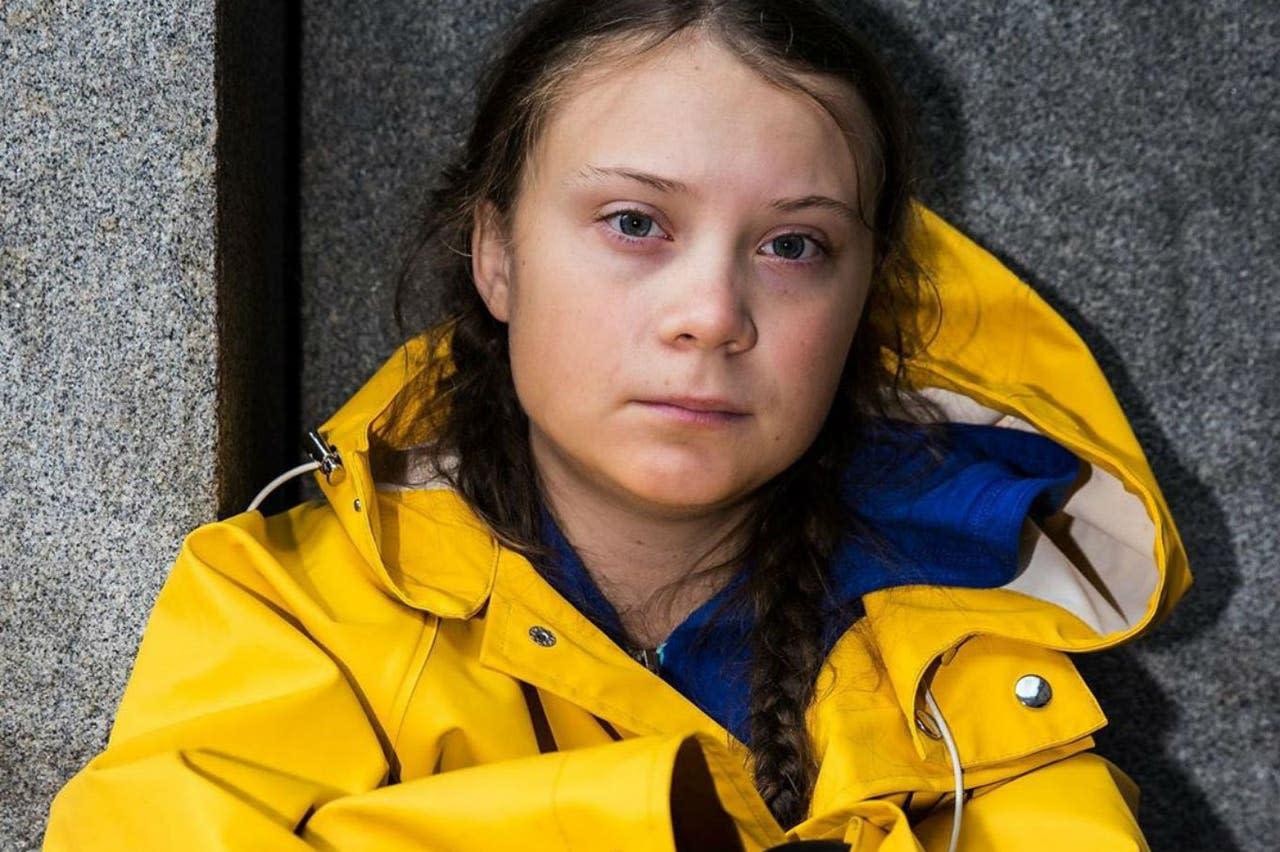 Bilder Greta Thunberg